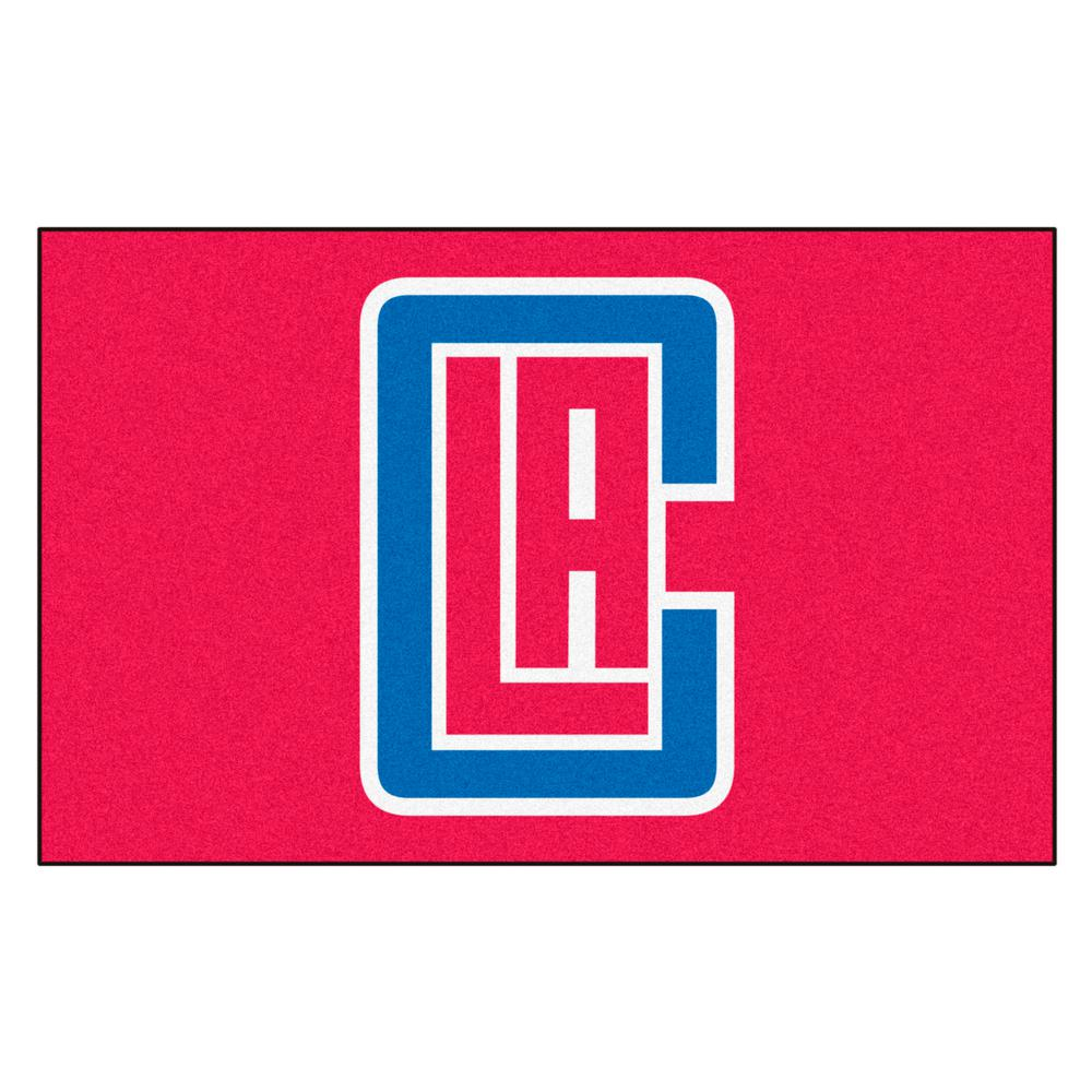 Los Angeles Clippers 5 ft. x 8 ft. Ulti-Mat