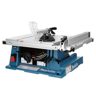 15 Amp 10 in. Corded Contractor Table Saw with 25 in. Rip Capacity and 32T Carbide Blade