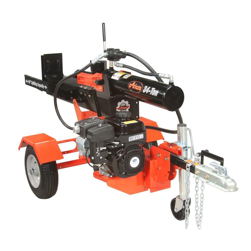 Ariens 211cc 34-Ton Gas Log Splitter