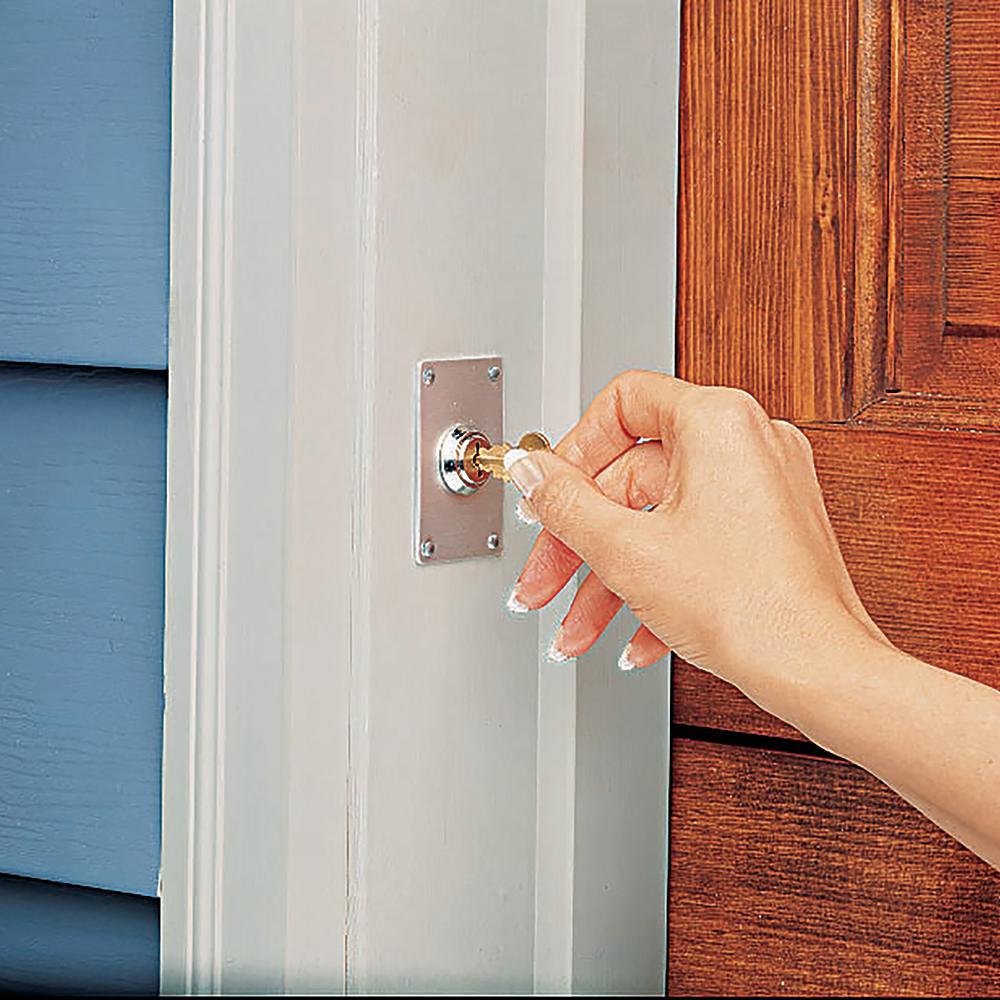 Chamberlain Quick Release Key For Garage Doors 7702cb P The Home Depot