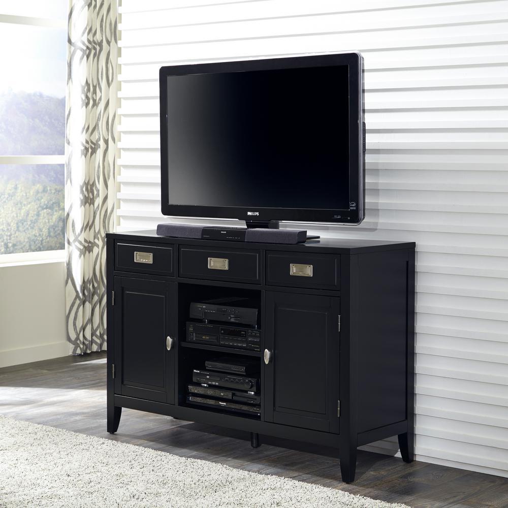 Prescott Entertainment TV Console Stand