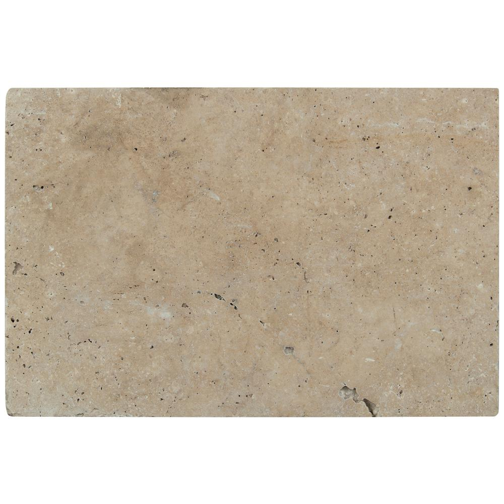 MSI Tuscany Beige 16 in. x 24 in. Tumbled Travertine Paver Tile (15 Pieces / 40.05 Sq. ft. / Pallet)