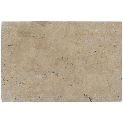 Tuscany Beige 16 in. x 24 in. Tumbled Travertine Paver Tile (15 Pieces / 40.05 Sq. ft. / Pallet)