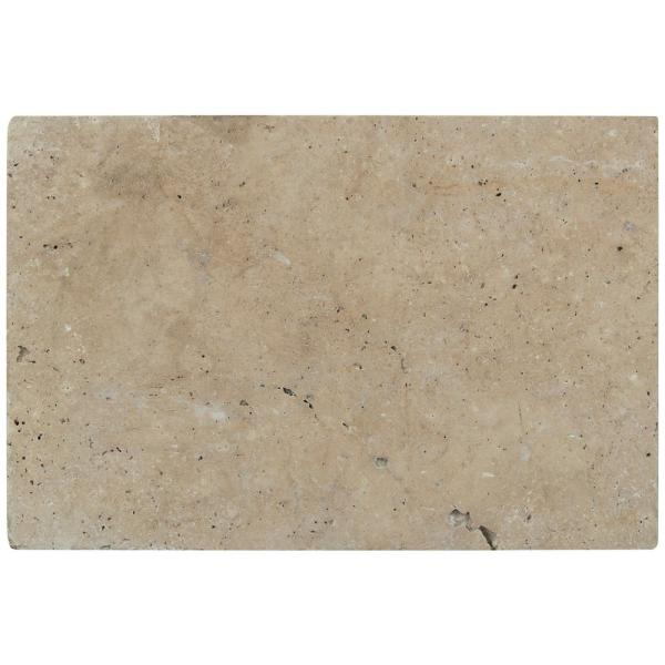 Tuscany Scabas Tumbled Travertine 24 in. x 16 in. Gold Paver Tile (60-Pieces/160.2 Sq. Ft./Pallet )