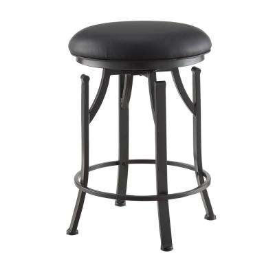 Carolina Cottage Faux Leather Counter 24 27 Bar Stools