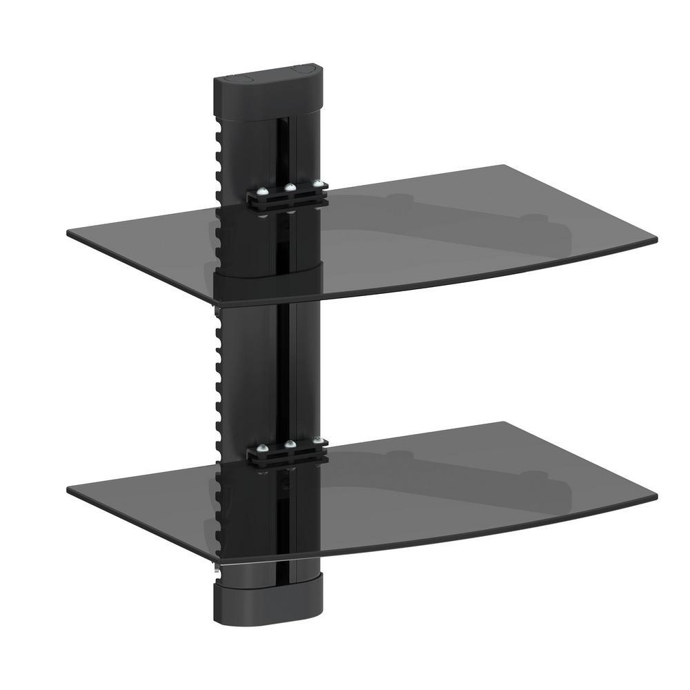 Promounts Double Av Wall Shelf Fsh2