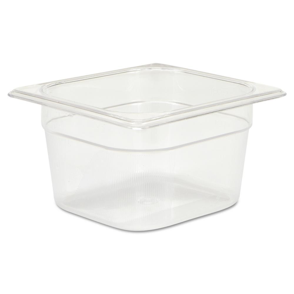 1-2/3 Qt. 1/6 Size Cold Food Pan