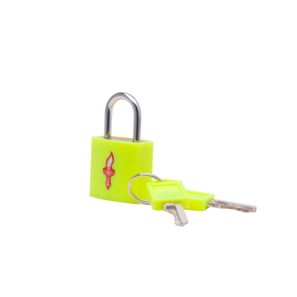 Safe Skies Neon TSA-Accepted Padlock-DISCONTINUED