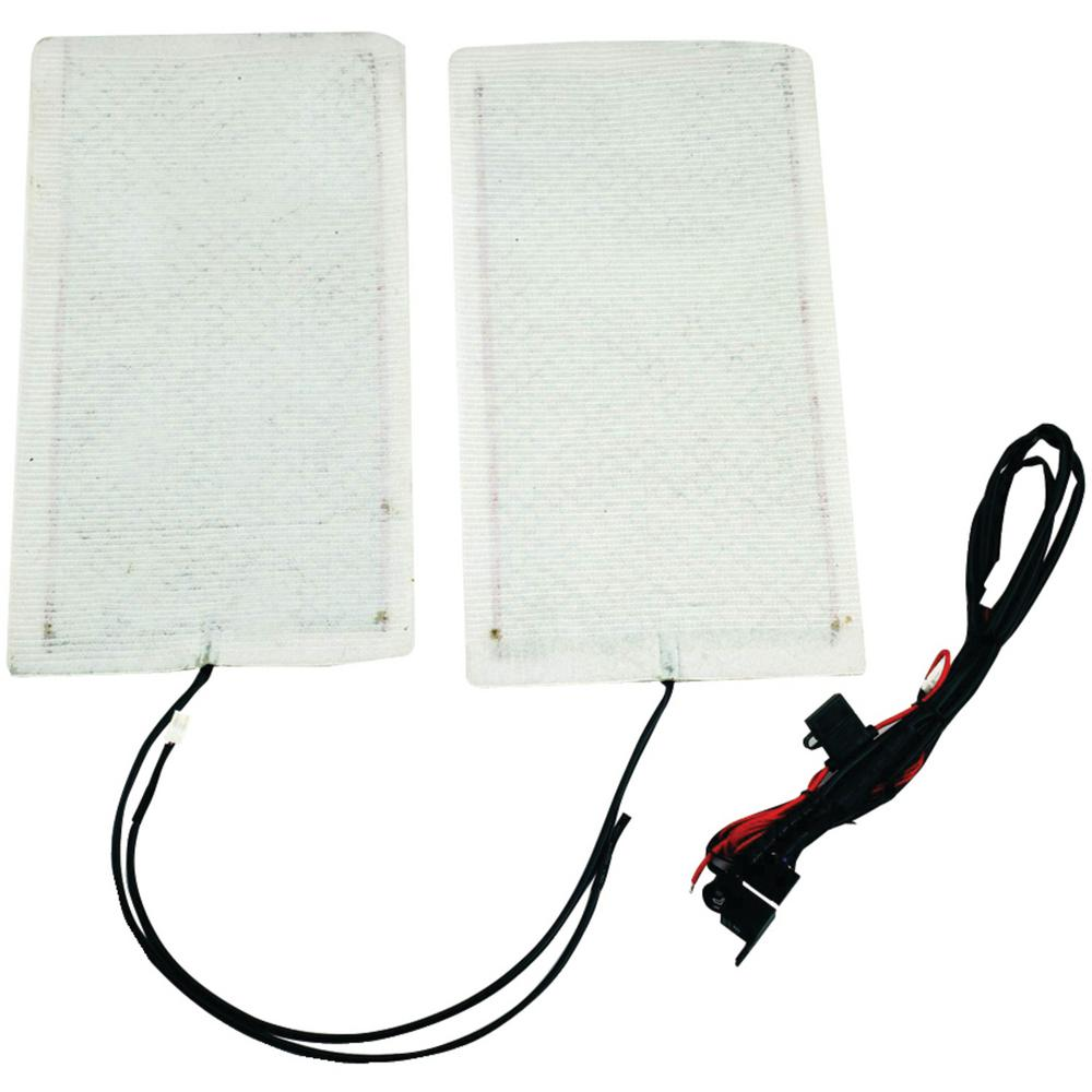 Deluxe Heated Seat Kit Hsk 150 The Home Depot