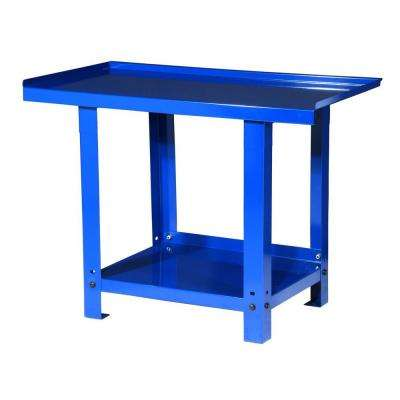 45 in. Heavy Duty Workbench, Blue