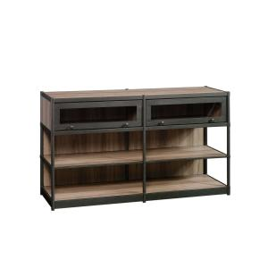 Barrister Lane Salt Oak Entertainment Credenza