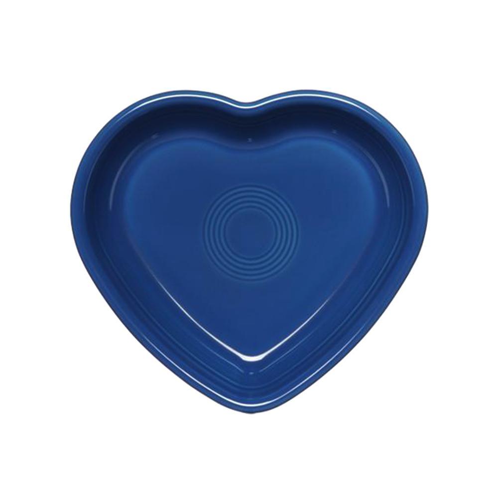 17 oz. Lapis Medium Heart Bowl