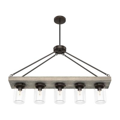 Devon Park 5-Light Onyx Bengal Chandelier