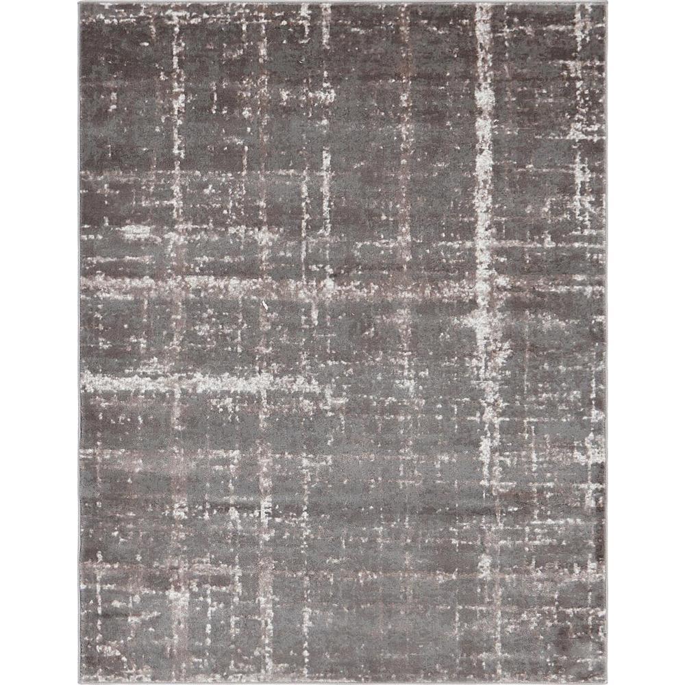 Uptown Collection by Jill Zarin™ Lexington Avenue Gray 8' 0 x 10' 0 Area Rug