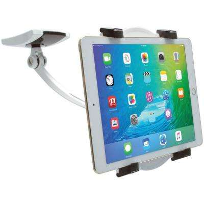 iPad/Tablet Wall, Under-Cabinet and Desk Mount with 2 Mounting Bases
