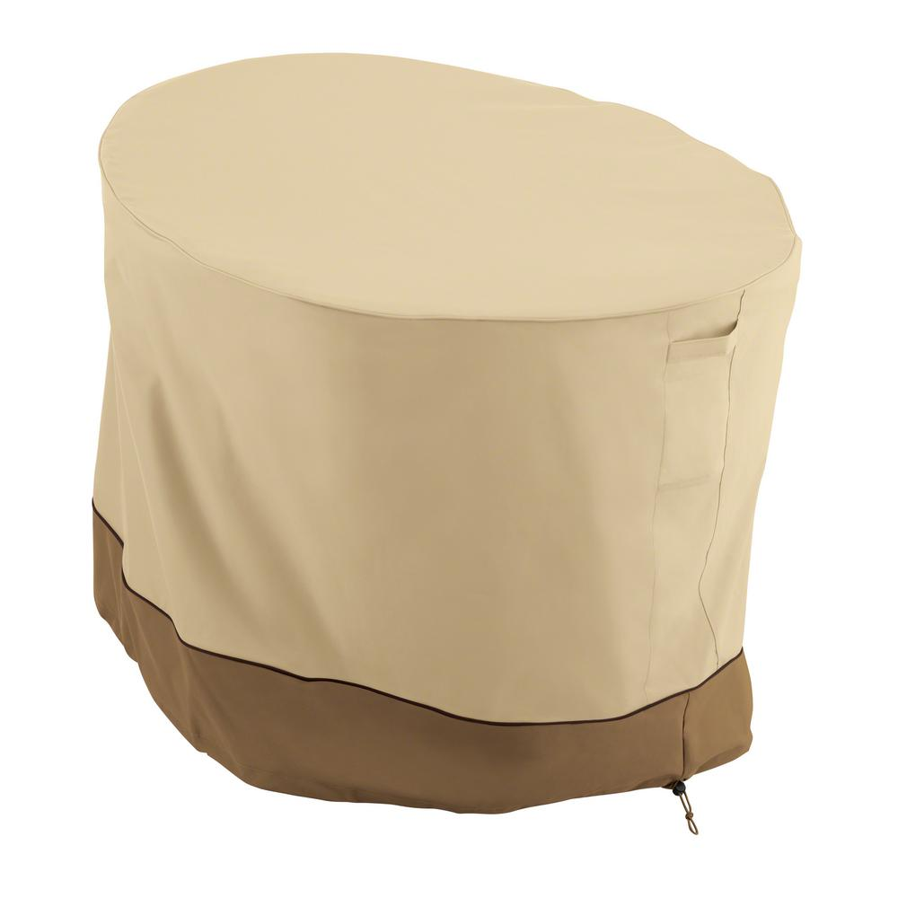 Classic Accessories Veranda Papasan Chair Cover Durable and Water Resistant Outdoor Furniture Cover