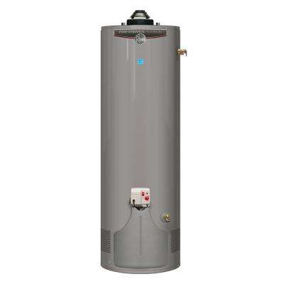 Performance Platinum 50 Gal. Tall 12 Year 36,000 BTU ENERGY STAR Ultra Low NOx Natural Gas Water Heater