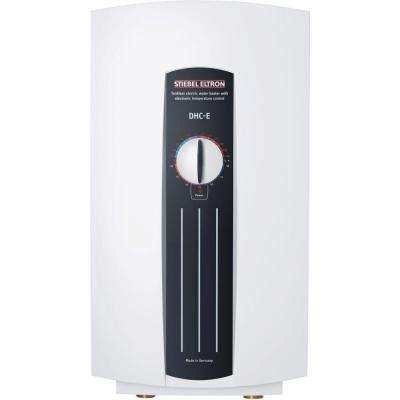 DHC-E 12 12.0 kW 2.34 GPM Point-of-Use Tankless Electric Water Heater