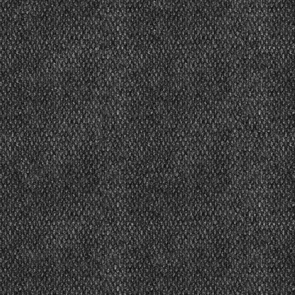 Foss Premium Self Stick Stupendous Black Ice Texture 18 In