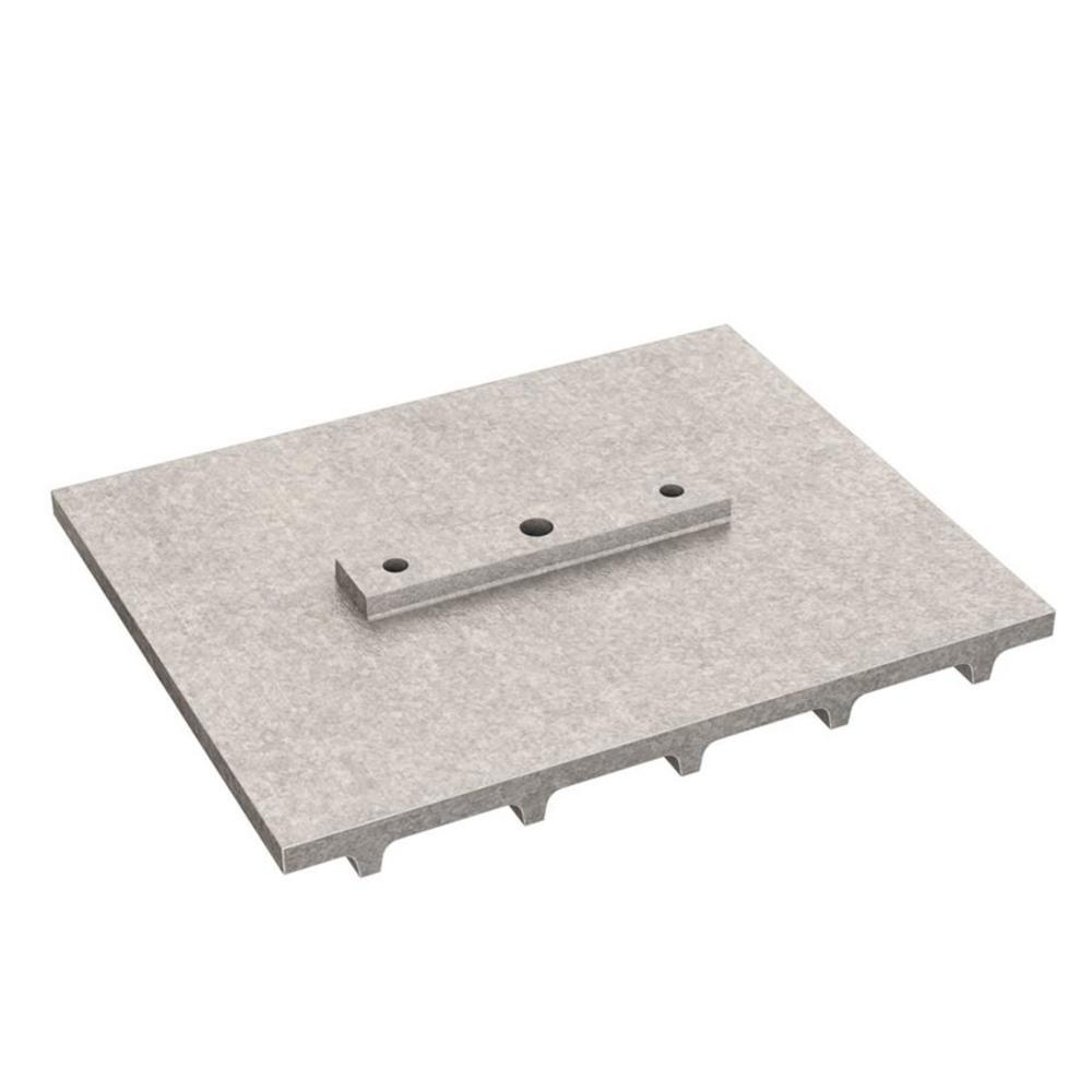 Walking The Ramp For Home Decor Ideas: Bon Tool 16 In. X 8 In. Wheelchair Ramp Groover Straight