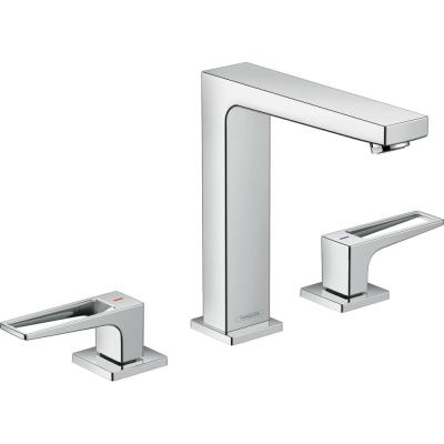 Metropol 8 in. Widespread 2-Handle Bathroom Faucet in Chrome