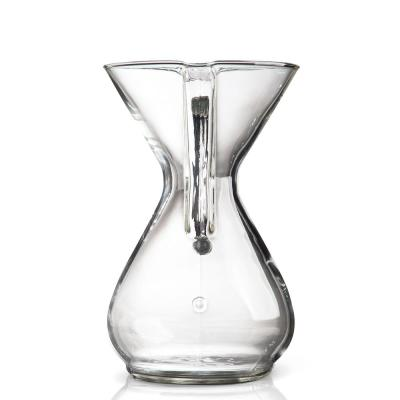6-Cup Glass Handle Coffee Maker