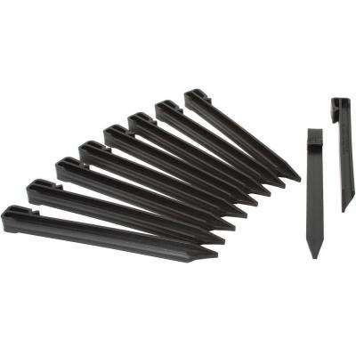 Terrace Board Stakes in Black (20-Pack)
