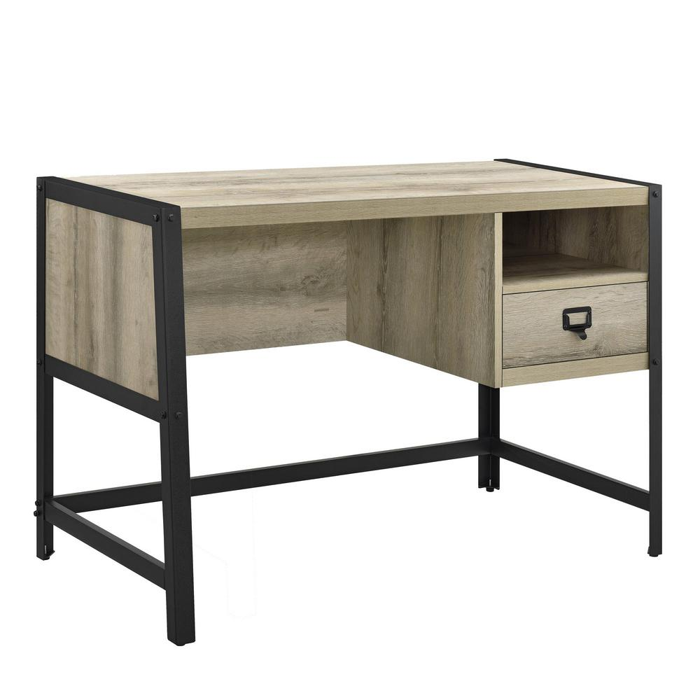 Onespace Regallo Black Expandable Computer Desk 50 100705