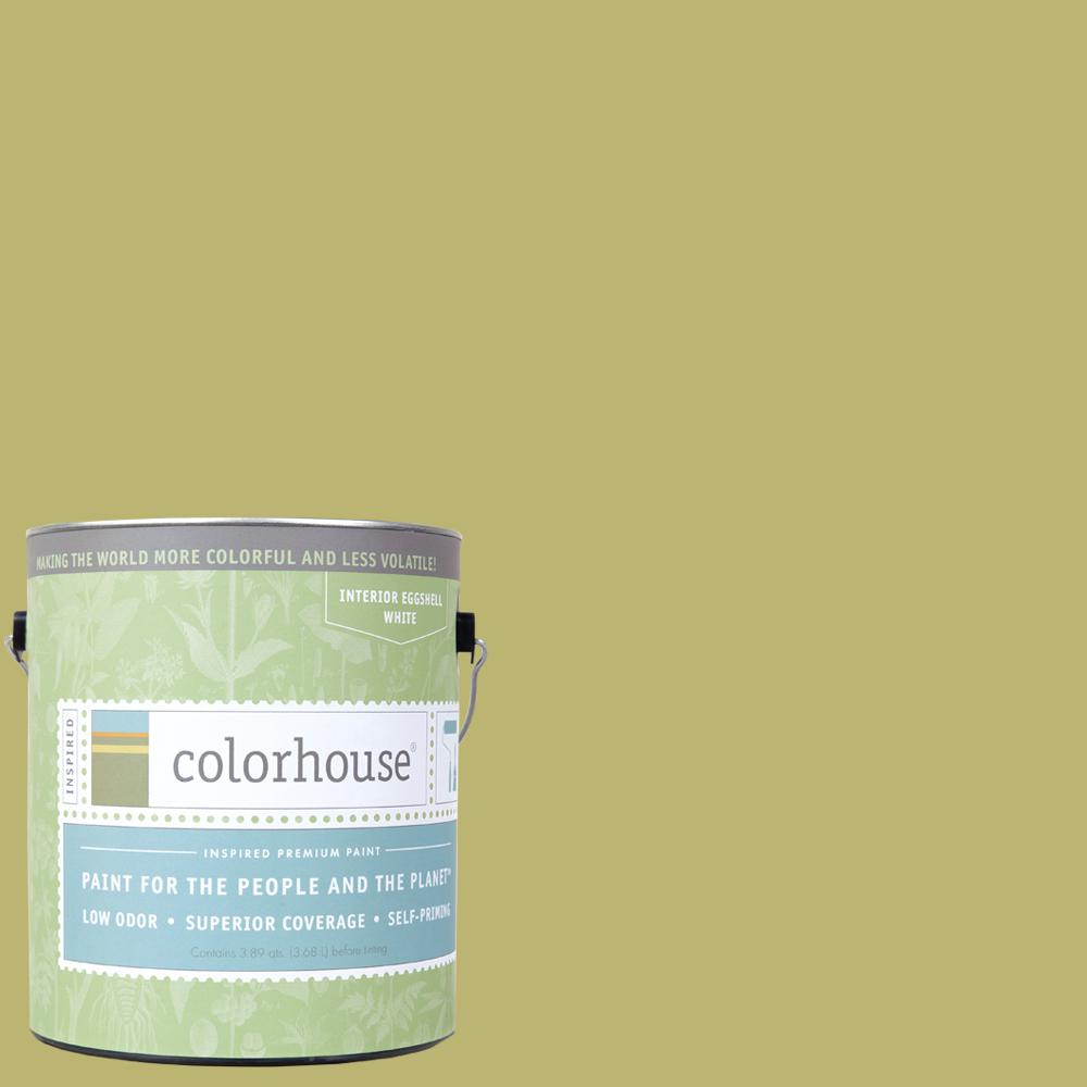 1 gal. Leaf .04 Eggshell Interior Paint