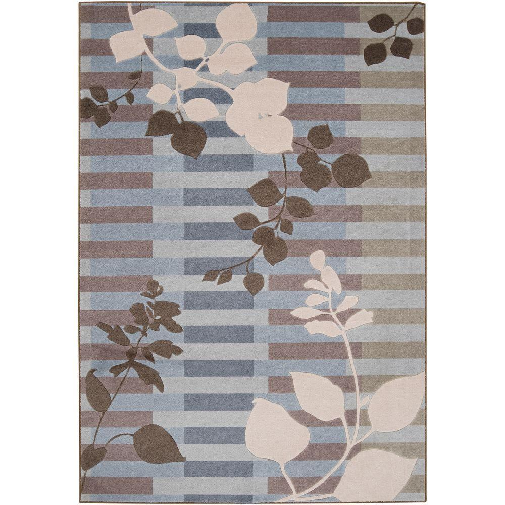 Artistic Weavers Coacalco Gray 7 ft. 10 in. x 10 ft. 1 in. Area Rug-DISCONTINUED