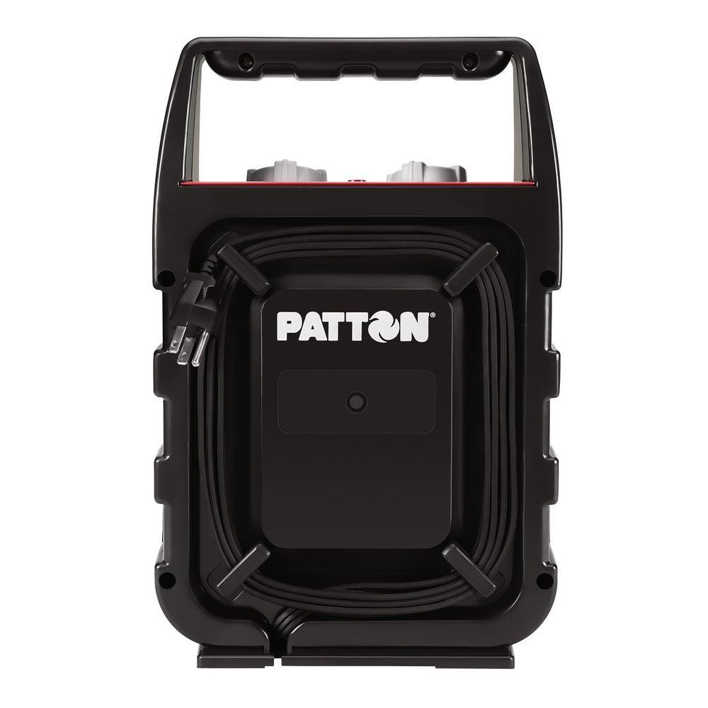 patton 1500 watt recirculating portable utility heater  patton recirculating heater