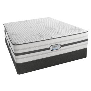 Beautyrest Windjammer Shores California King-Size Ultimate Plush Low Profile Mattress Set by Beautyrest