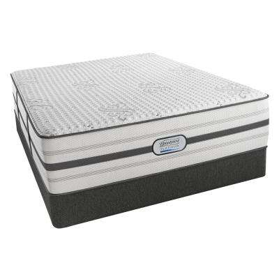 Windjammer Shores California King-Size Ultimate Plush Low Profile Mattress Set