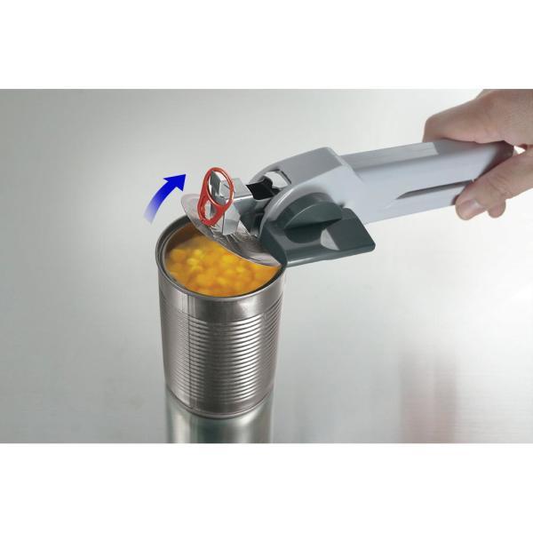 4 in 1 Bottle Opener Can Opener Kitchen Aid Lid Opener FL