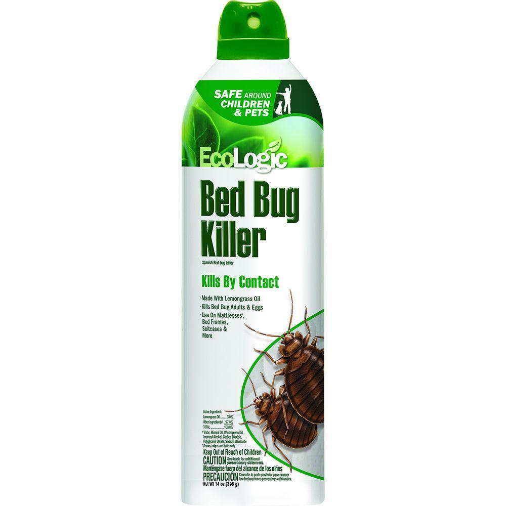 Ecologic Bed Bug Killer Reviews