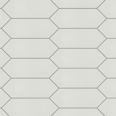 Kite Light Grey 4 in. x 11-3/4 in. Porcelain Subway Floor and Wall Tile (11.81 sq. ft. / case)