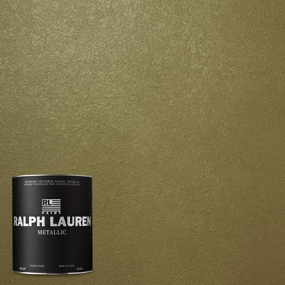 Ralph Lauren 1-qt. Antique Bullion Metallic Specialty Finish Interior Paint