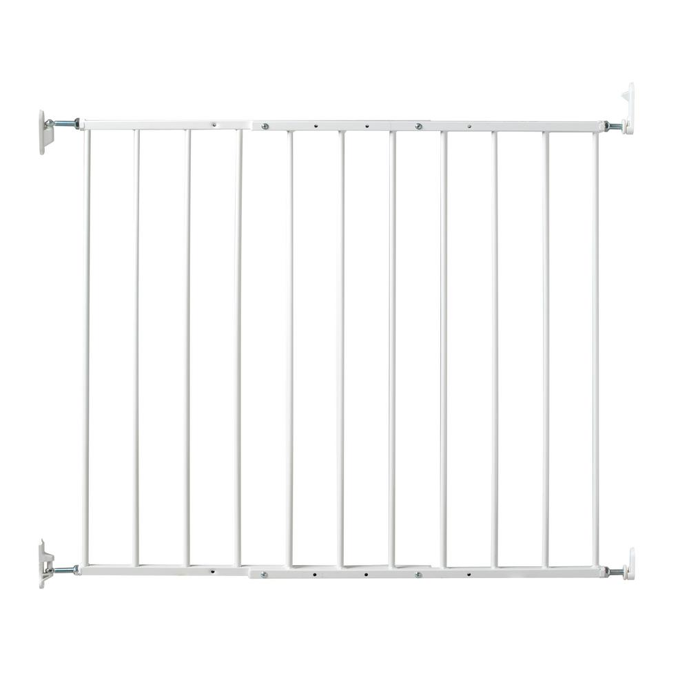 KidCo Safeway 30.5 in. H Hardware Mount Gate in White-G2000 - The ...
