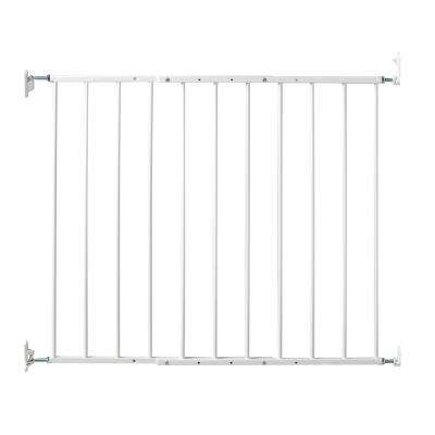 Safeway 30.5 in. H Hardware Mount Gate in White