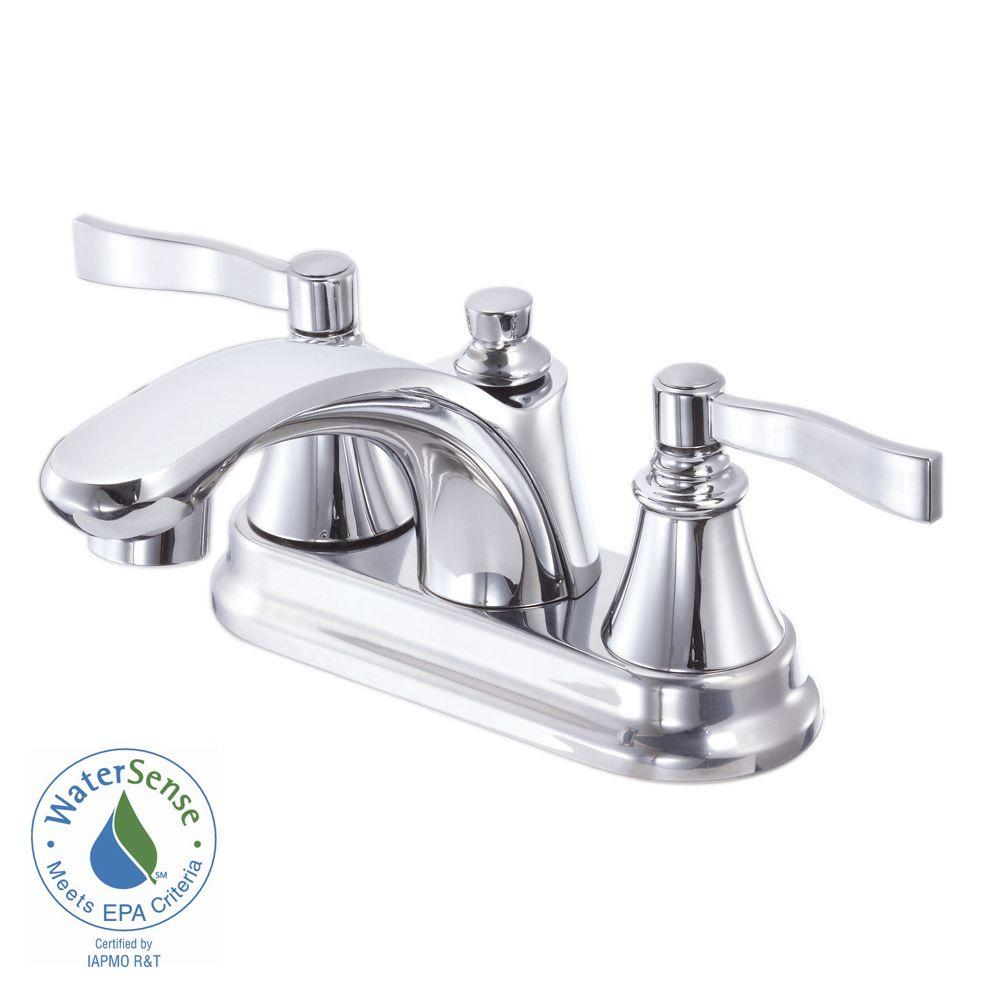 Danze Aerial 4 in. 2-Handle Bathroom Faucet in Chrome-DISCONTINUED