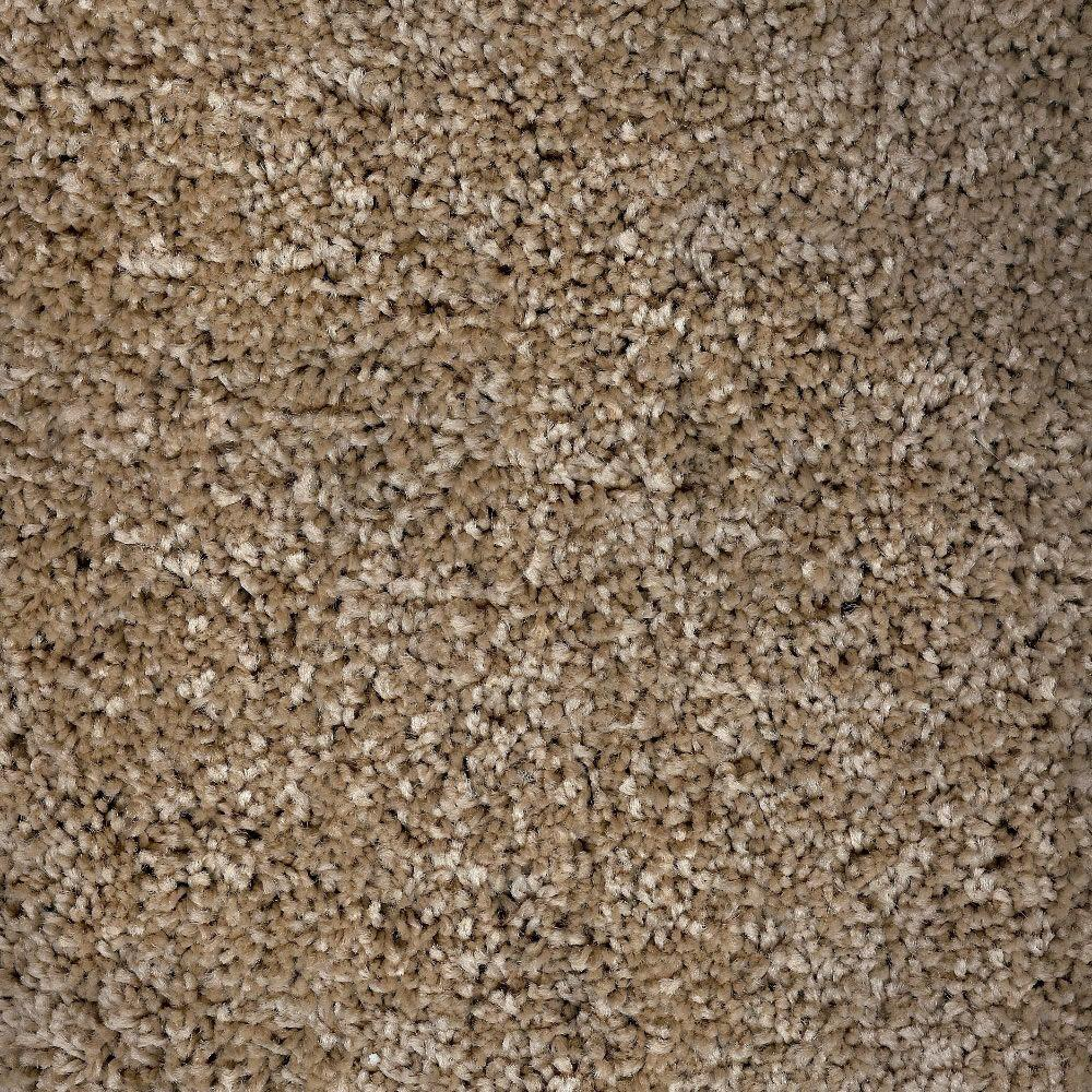 Simply Seamless Posh 04 Barley 24 in. x 24 in. Residential Carpet Tiles (10-Case)