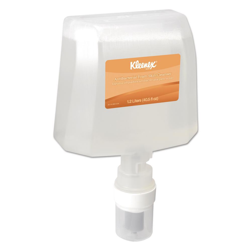 1200 ml Antibacterial Skin Cleanser Refill (2 per Carton)