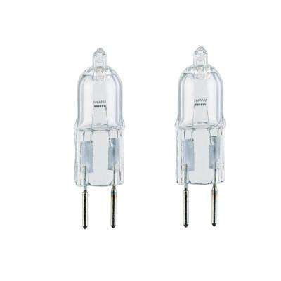 20-Watt Halogen T3 JC Single-Ended Xenon Light Bulb (2-Pack)