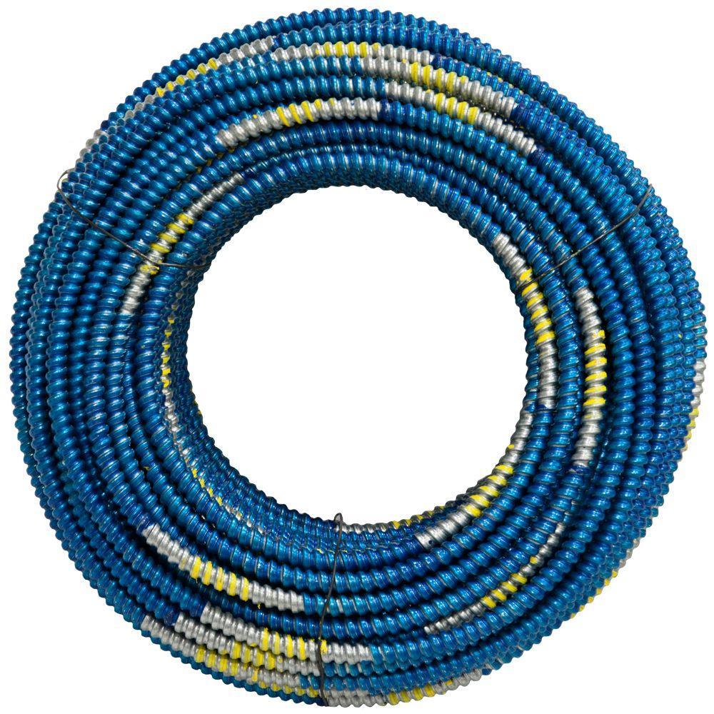 12/2-Gauge x 250 ft. MC Tuff Cable