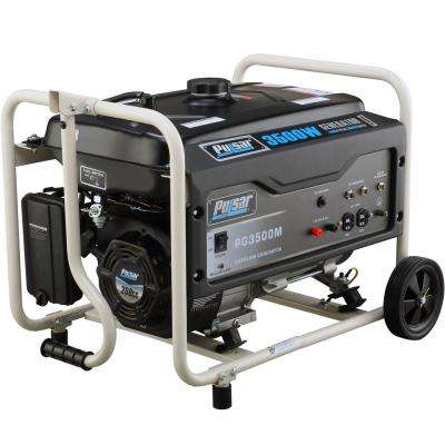 3,000-Watt Gasoline Powered Portable Generator
