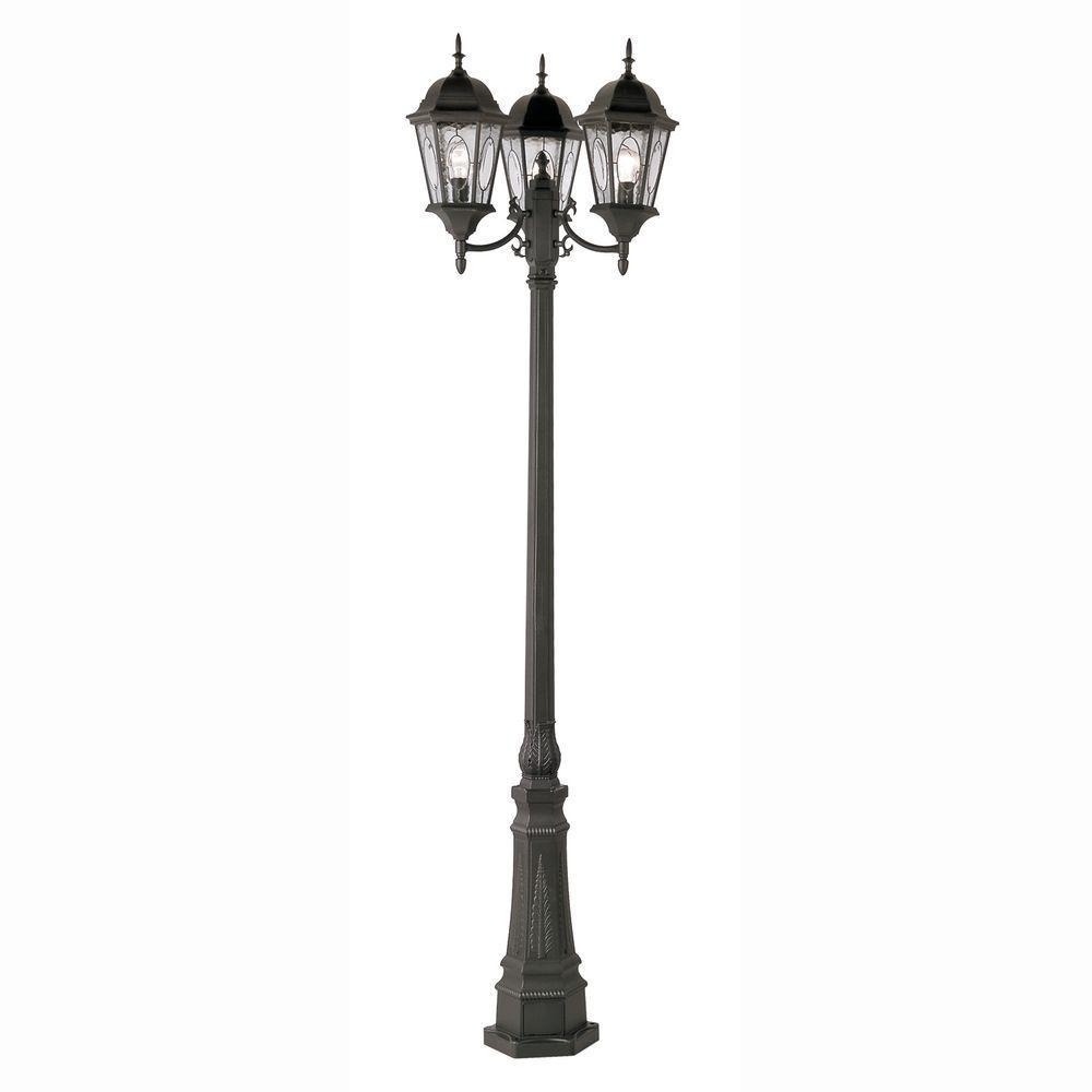 Bel Air Lighting Cameo 3 Light Outdoor