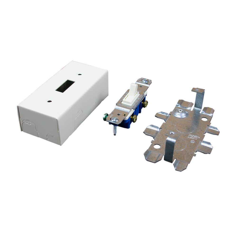 Legrand wiremold 500 and 700 series metallic switch box for Wiremold floor track