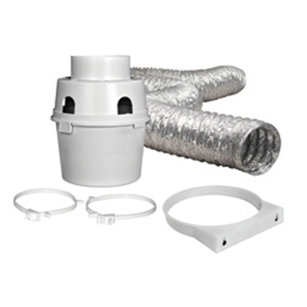 Dundas Jafine Proflex Indoor Dryer Vent Kit Tdidvkzw The