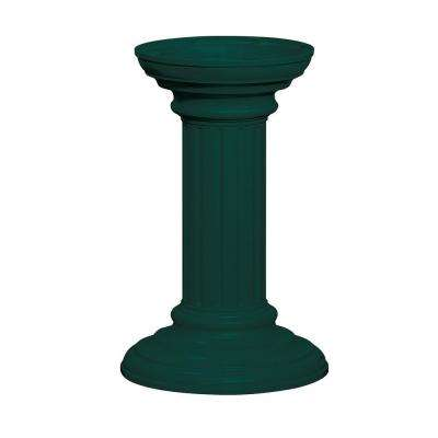 3300R Series Regency Decorative Pedestal Cover in Green