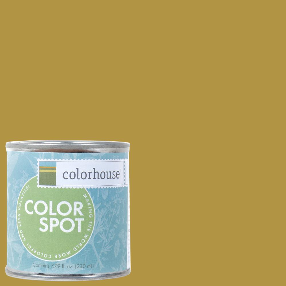 8 oz. Beeswax .06 Colorspot Eggshell Interior Paint Sample